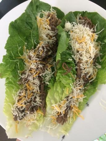 Barbacoa lettuce wraps.JPG
