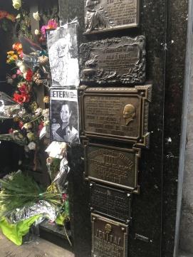 Eva's crypt